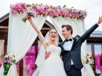 Маша Собко показала свою роскошную и счастливую свадьбу - ФОТО