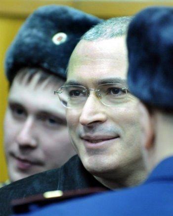 Ходорковский улетел в Германию