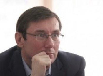 Юрий Луценко давал следователю показания в течение двух часов